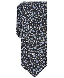 Penguin Men's Bradley Skinny Floral Tie