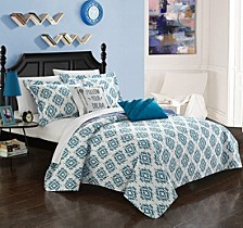 Jaden 9 Pc Full Quilt Set