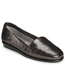 98ba018da5a Aerosoles Betunia Smoking Flats   Reviews - Flats - Shoes - Macy s