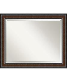 Amanti Art Cyprus 33x27 Bathroom Mirror