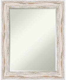 Amanti Art Alexandria 23x29 Bathroom Mirror