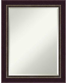 Amanti Art Signore 22x28 Bathroom Mirror