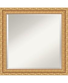 Amanti Art Vegas Burnished 33x27 Wall Mirror