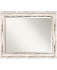 Amanti Art Alexandria 33x27 Wall Mirror