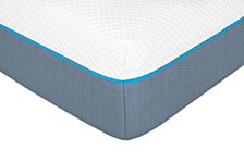 "Simba 10"" Cushion Firm Hybrid Mattress - Full, Quick Ship, Mattress in a Box"