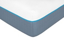 "Simba 10"" Cushion Firm Hybrid Mattress - California King"