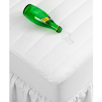 Home Design Waterproof Mattress Pads (Any Size)