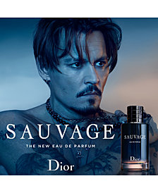 Dior Men's Sauvage Eau de Parfum Fragrance Collection