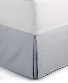 Hotel Collection Dimensional King Bedskirt, Created for Macy's