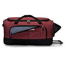 "Pacific Gear Keystone 30"" Rolling Duffel Bag"