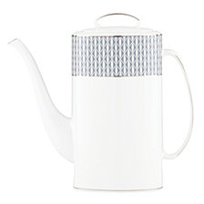 kate spade new york Mercer  Drive Coffeepot with Lid