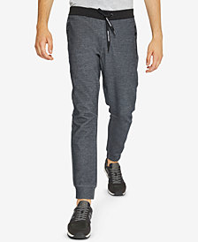 A|X Armani Exchange Men's Reflective Jogger Pants