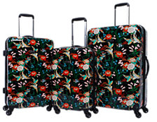 Jessica Simpson Sweet Birds Luggage Collection