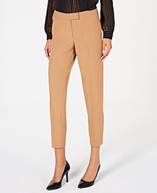 Anne Klein Straight-Leg Pants