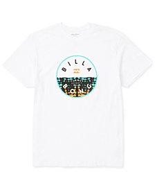 Billabong Mens Rotor-Fill Graphic T-Shirt