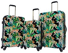 Wild Cat Luggage Collection