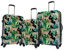 Jessica Simpson Wild Cat Luggage Collection