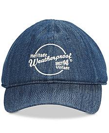 Weatherproof Vintage Men's Logo Hat