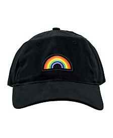 Peter Grimm Rainbow Dad Cap