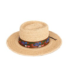 Peter Grimm Frida Wide Brim Boater