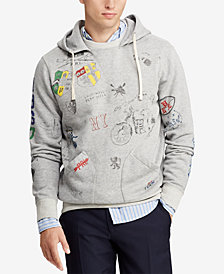 Polo Ralph Lauren Men's Graphic Fleece Hoodie