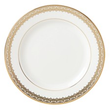 Lenox Lace Couture Gold Butter Plate