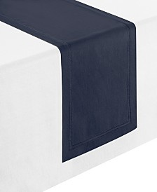 "Waterford Corra Indigo 16"" X 70"" Table Runner"