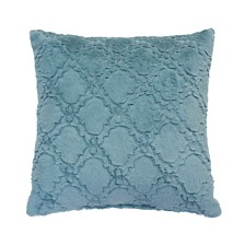 Thro Mia Lattice Pillows and Decorative Throw Set, Pack Of 2