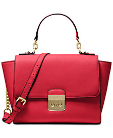 MICHAEL Michael Kors Brandi Top Handle Satchel