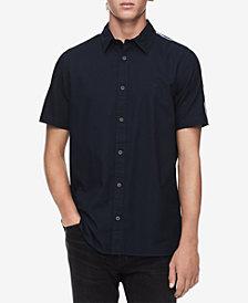 Calvin Klein Men's Racing Stripes Shirt