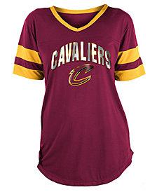 5th & Ocean Women's Cleveland Cavaliers Mesh T-Shirt