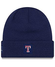 New Era Texas Rangers Sport Knit Hat