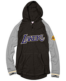 Mitchell & Ness Men's Los Angeles Lakers SlugFest Hoodie