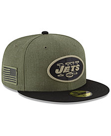New Era New York Jets Salute To Service 59FIFTY FITTED Cap