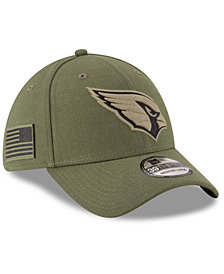 New Era Arizona Cardinals Salute To Service 39THIRTY Cap