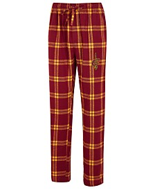 Concepts Sport Men's Cleveland Cavaliers Homestretch Flannel Sleep Pants