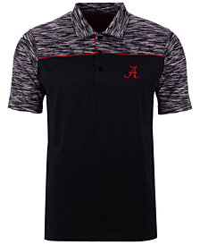 Antigua Men's Alabama Crimson Tide Final Play Polo