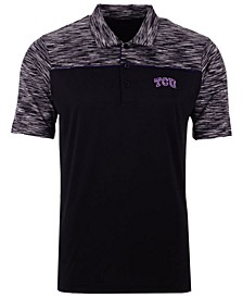 Men's Texas Christian Horned Frogs Final Play Polo