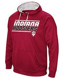 Men's Indiana Hoosiers Stack Performance Hoodie
