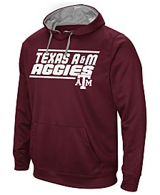 Colosseum Men's Texas A&M Aggies Stack Performance Hoodie