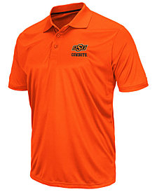 Colosseum Men's Oklahoma State Cowboys Short Sleeve Polo