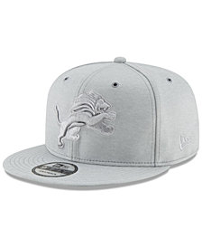 New Era Detroit Lions Tonal Heat 9FIFTY Snapback Cap