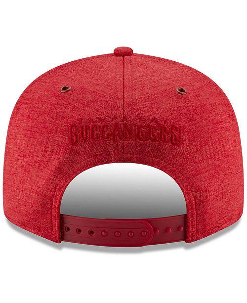 buy online 3896b 4a615 New Era Tampa Bay Buccaneers Tonal Heat 9FIFTY Snapback Cap ...