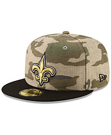 New Era New Orleans Saints Vintage Camo 59FIFTY FITTED Cap