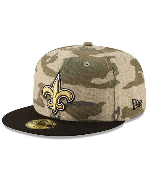 796c1a90fd687 ... New Era New Orleans Saints Vintage Camo 59FIFTY FITTED Cap ...