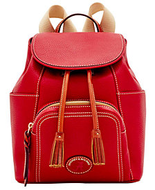 Dooney & Bourke Alabama Crimson Tide Pebble Murphy Backpack