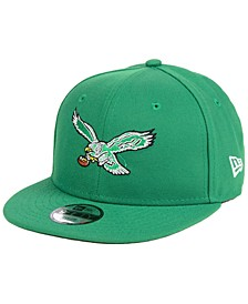 Boys' Philadelphia Eagles Two Tone 9FIFTY Snapback Cap