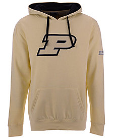 Colosseum Men's Purdue Boilermakers Big Logo Hoodie