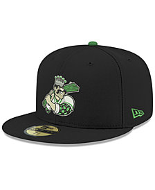 New Era Clinton LumberKings 2001 Capsule 59FIFTY FITTED Cap