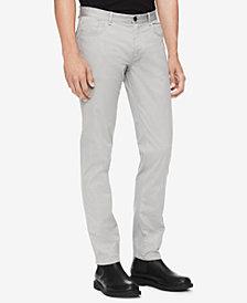 Calvin Klein Men's Authentic Seasonal 5-Pocket Pants